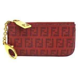 Authentic NEW Fendi key pouch